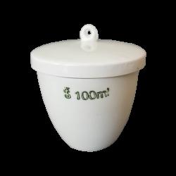 Crisol de porcelana 50ml