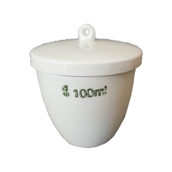 Crisol de porcelana 100ml